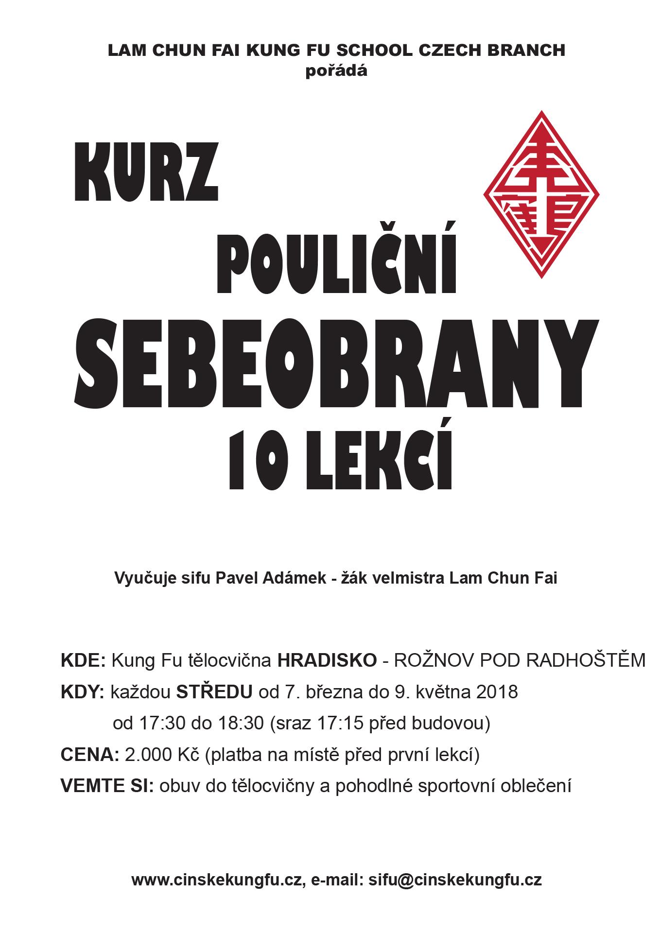 SEBEOBRANA HRADISKO2018